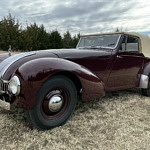 This Rare Allard M-1 Is a Postwar British Survivor