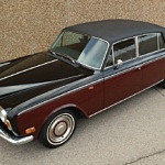This Rolls-Royce Silver Shadow Has the Electric Division Window
