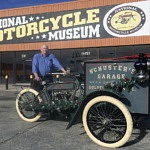 One-of-a-Kind 1913 Harley-Davidson Delivery Motorcycle