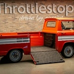 This 1963 Corvair Truck Has an Awesome Built-in Loading Ramp