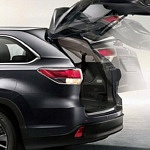 Upgrade to a Hands-Free Power Liftgate