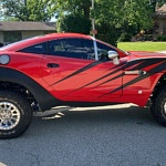 A Rare Open-Source 450-HP 'Rally Fighter' for Sale on eBay