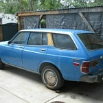 Barn Find 1977 Datsun 710 Wagon Offered at $710