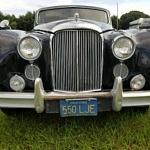 Bidding Heats Up for Tommy Chong's Barn-Find Jaguar