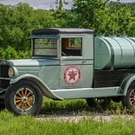 1927 Chevrolet Tanker Truck is a Piece of Rolling History