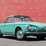 The Other Karmann Ghia: The Angular Type 34 Never Sold in US